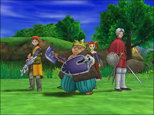 dragonquest8_sc001 | by PS BLOG