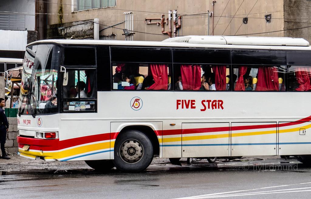 Five Star Bus Co Inc Nissan Diesel Dmmw Euro Siesta Bus Flickr