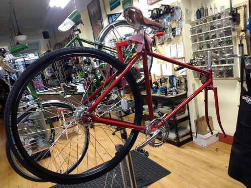 Pashley Guv'nor, repaint | by boulevard.bikes