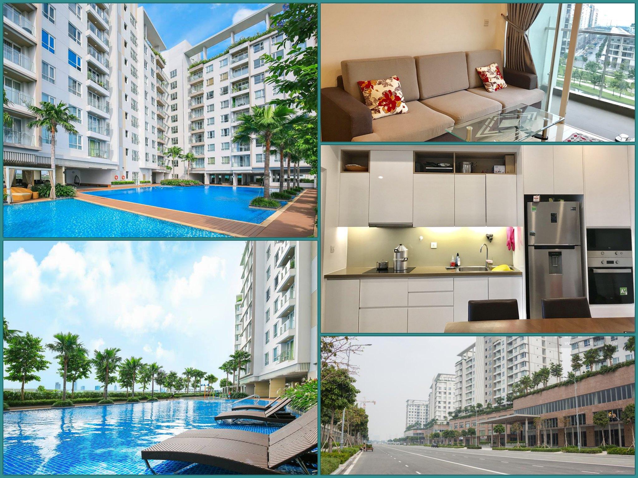 Cho thuê căn hộ Sarimi - khu đô thị Sala
