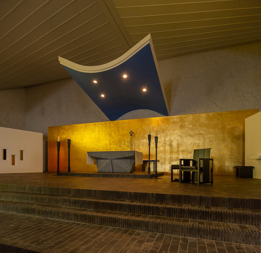 ... Annunciation Priory, University Of Mary, Bismarck, ND | By Xavier De  Jauréguiberry