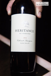 Heritance Rutherford Cabernet Sauvignon 2014 | by thewanderingeater