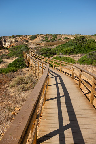 pathway | lagos | portugal | by John FotoHouse