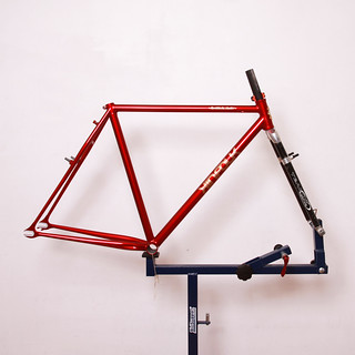 KINFOLK Steel Frame Repainted by Swamp Things | by starfuckers / Above Bike Store