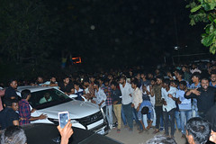 Nota Movie Public Meet at Hyderabad Stills
