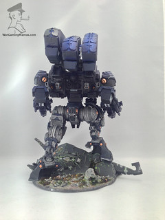 KX139 Ta´unar Supremacy Armour (16) | by Wargaming Mamas