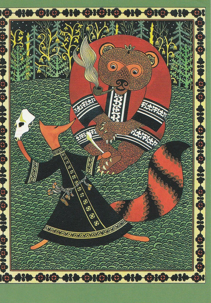 Illustration Conte De Fée illustration de gennady pavlishin pour les contes de fées … | flickr