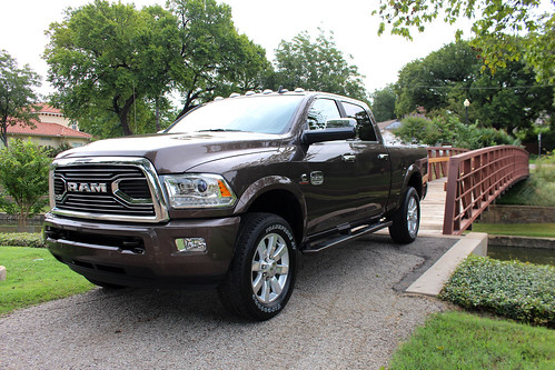 "2018 Ram Heavy Duty 2500/3500 Laramie Longhorn ""Ram Rodeo"" Edition - 02 