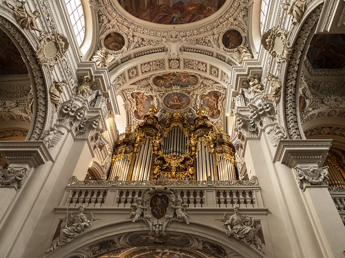 Passau Cathedral 13 | by Son of Groucho