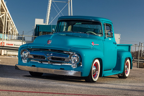 1956 Ford F-100 | by Jakeb Miller Photography