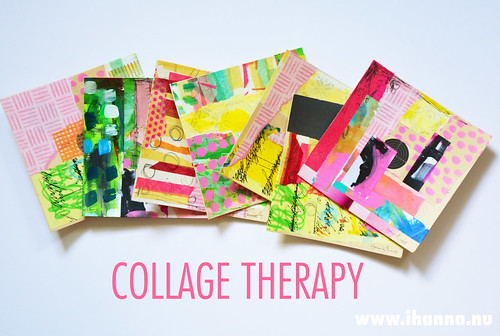 Collage therapy with iHanna | by iHanna