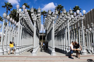 Urban Light (LACMA) | by shinya