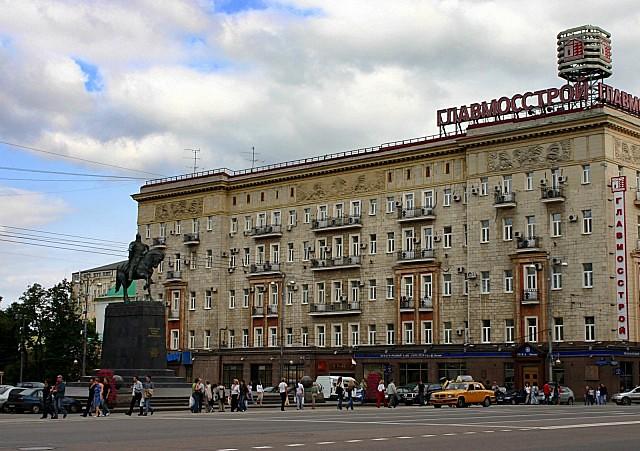 Знаменитые рестораны советской Москвы фото
