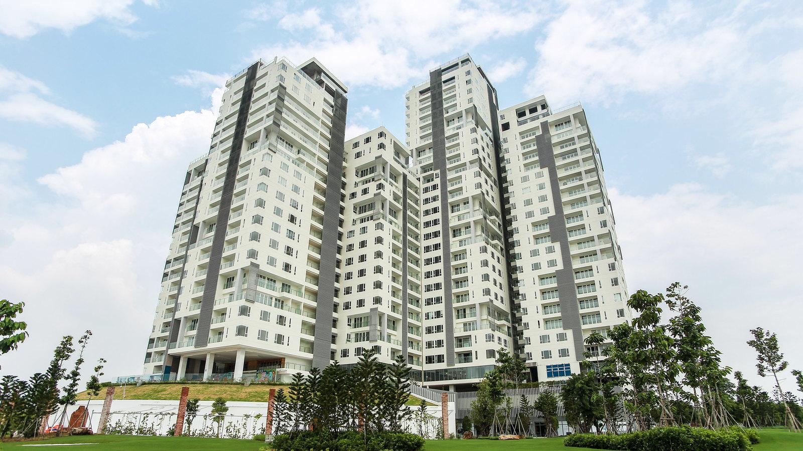 Tòa tháp Brilliant Đảo Kim Cương - Quận 2