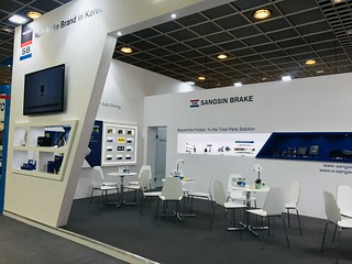 AUTOMECHANIKA FRANKFURT 2018 | by SANGSIN BRAKE