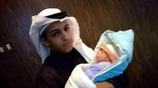 3854 Youngest Married couple in Saudi Arabia gets their first Child 01 | by Life in Saudi Arabia