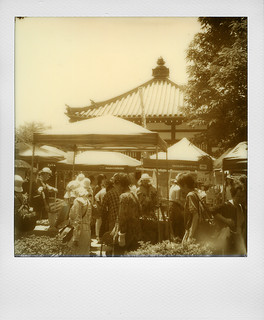 Flea market at Chion-Ji, Kyoto (Japan) | by @necDOT