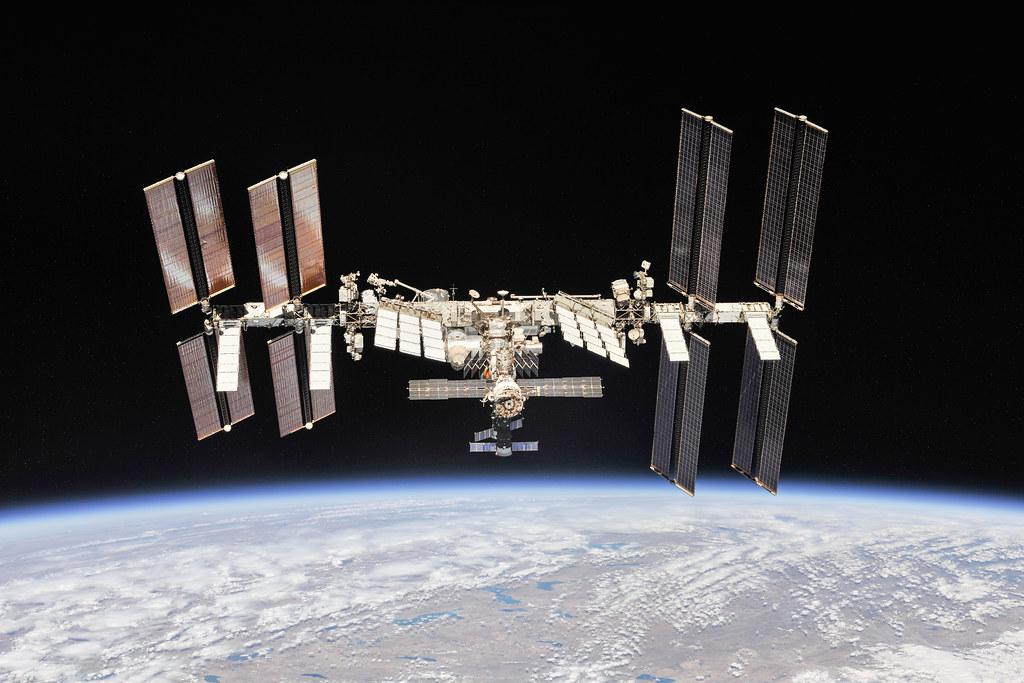 Nuevo retrato de la Estación Espacial Internacional [ING]