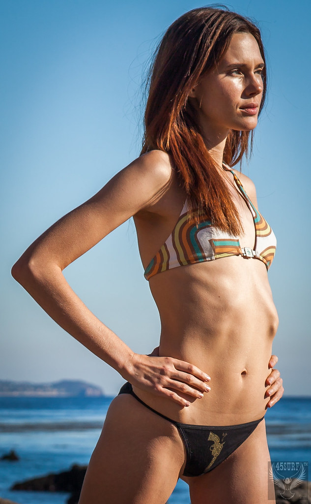 Something is. Redhead female fitness girls