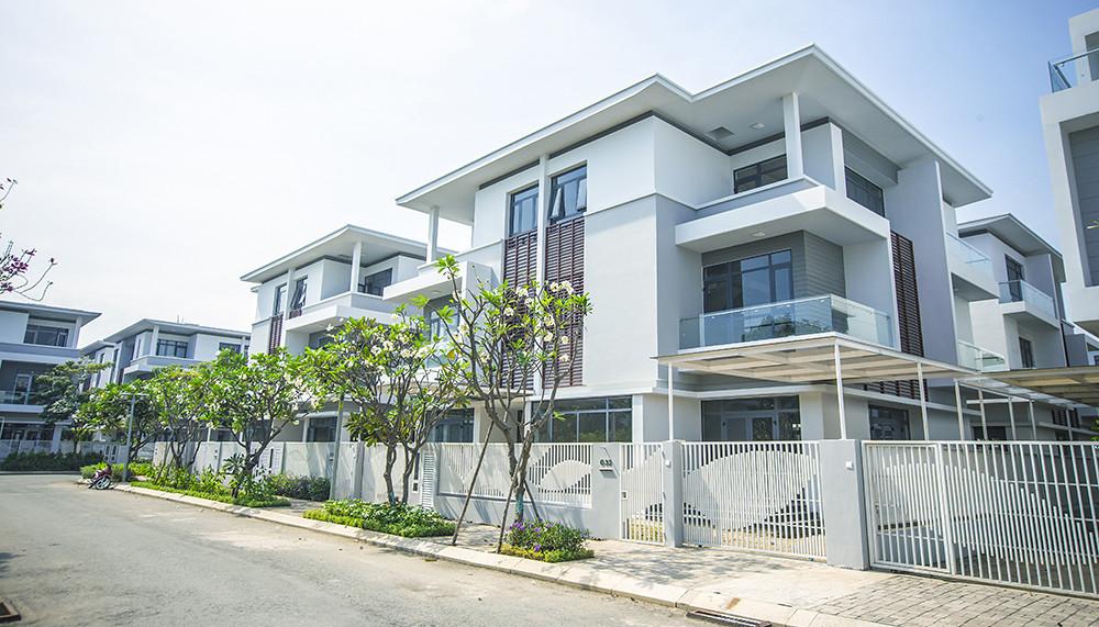 Mẫu biệt thự Saigon Mystery Villas Quận 2