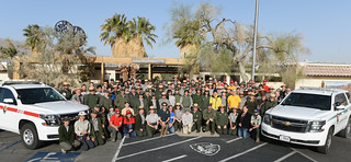 The 2018 All Employee Photo at Joshua Tree National Park Headquarters | by Joshua Tree National Park