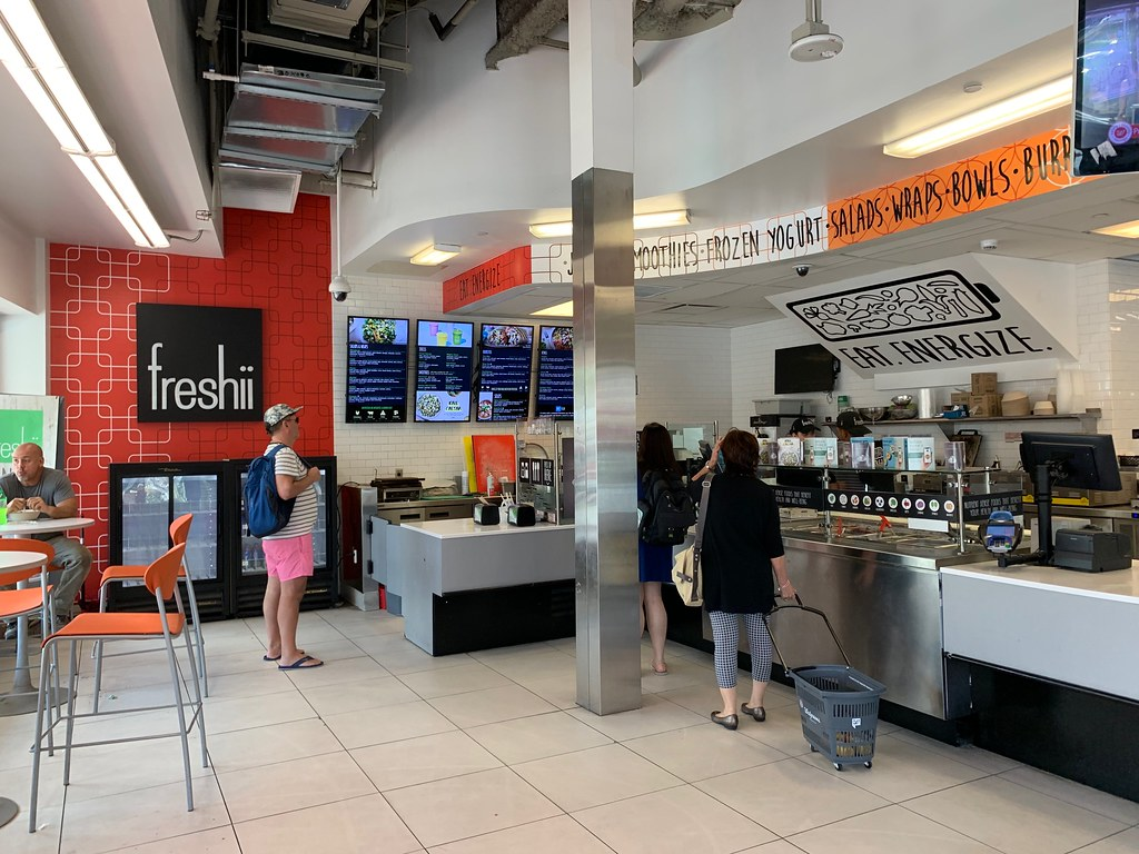 Image result for freshii store