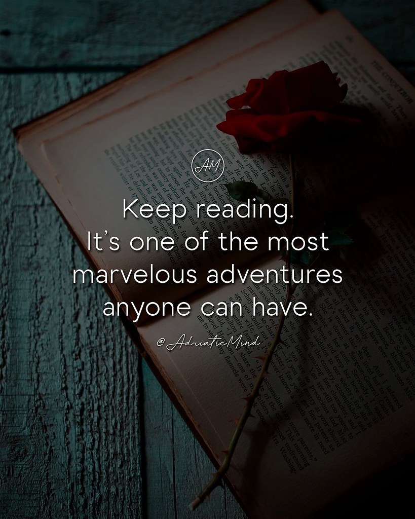Quotes With Positive Vibes Keep Reading Modern Mindstyle Flickr