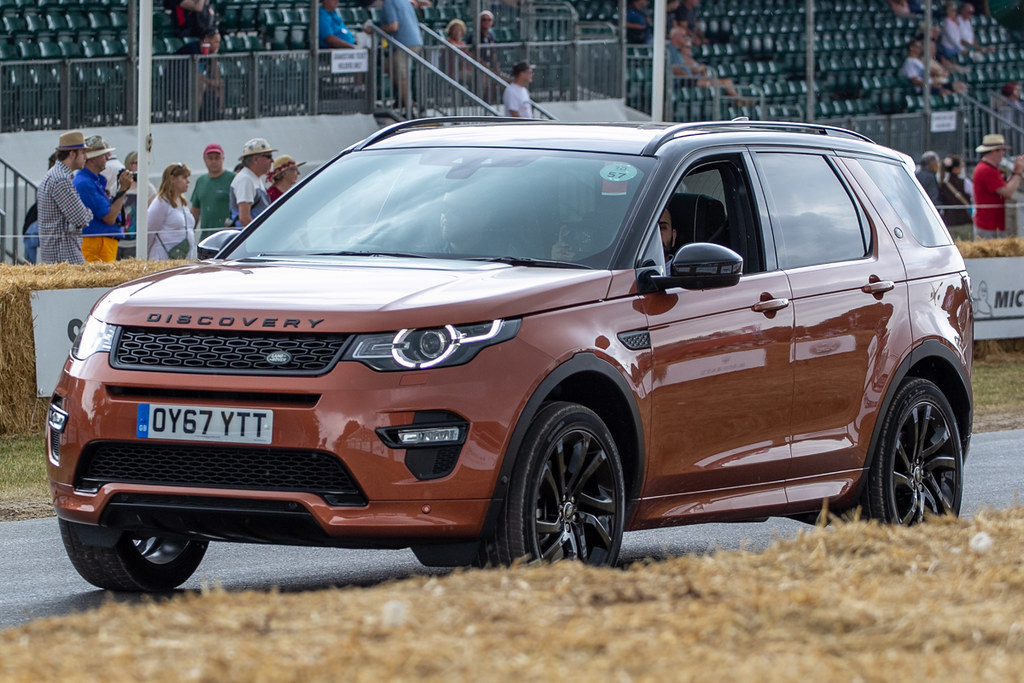 goodwood festival of speed 2018 - 2017 land rover discover… | flickr