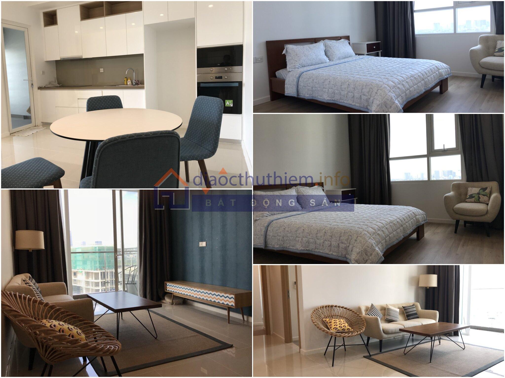 cho thuê 3 phòng ngủ sarimi đầy đủ nội thất giá tốt
