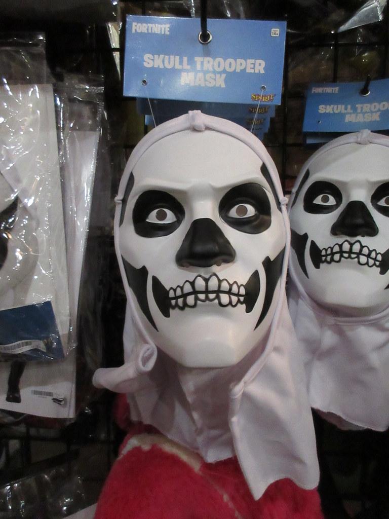 Skeleton Face Goon Skull Trooper Masks 2922 Skeleton Face Flickr