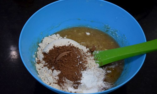 Dry Ingredients for Best Banana Cake | by Sonlicious