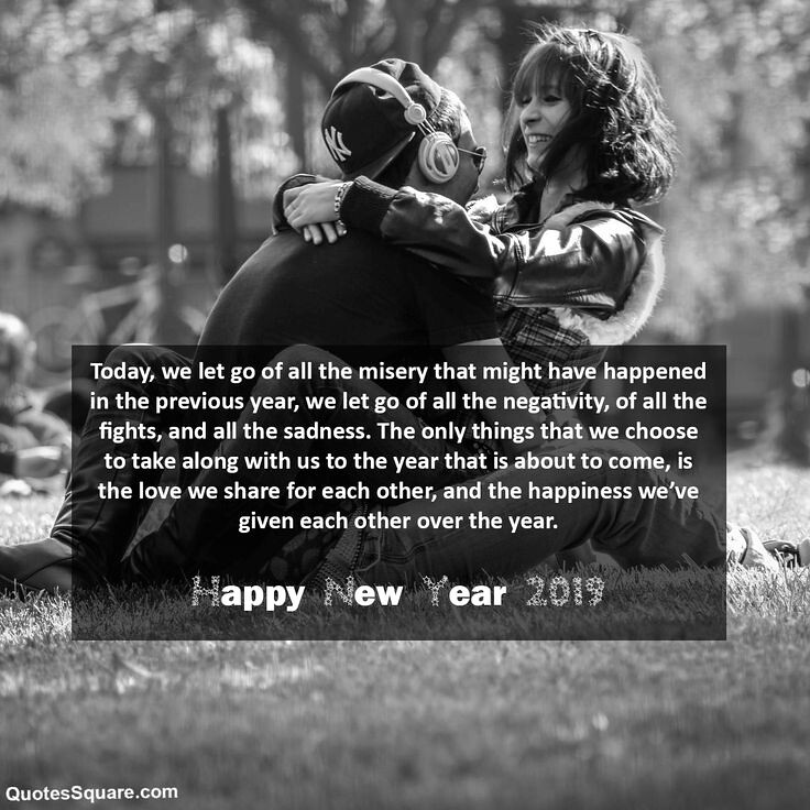 Happy New Year 2018 Quotes New Year 2019 Romantic Messag Flickr