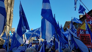 Edinburgh March for Independence, October 2018 | by Scottish Political Archive