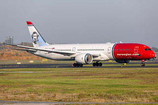 LN-LNS Boeing 787-9 Dreamliner Norwegian Long Haul | by Andreas Eriksson - VstPic