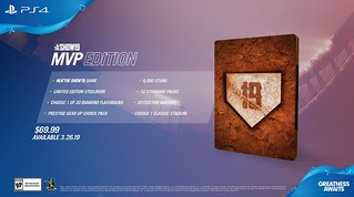 MLB The Show 19 MVP Edition | by PlayStation.Blog