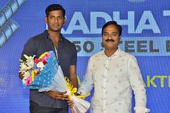 Pandem Kodi 2 Movie Pressmeet Stills
