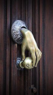 The Spanish Door Knocker | By Big_jeff_leo ...