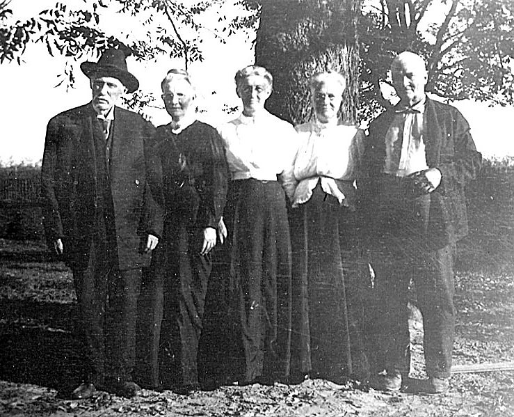 Eleonora Ann Pavey Greybeards Family Tree