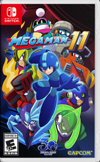 Mega Man 11 Box | by gamequestpg