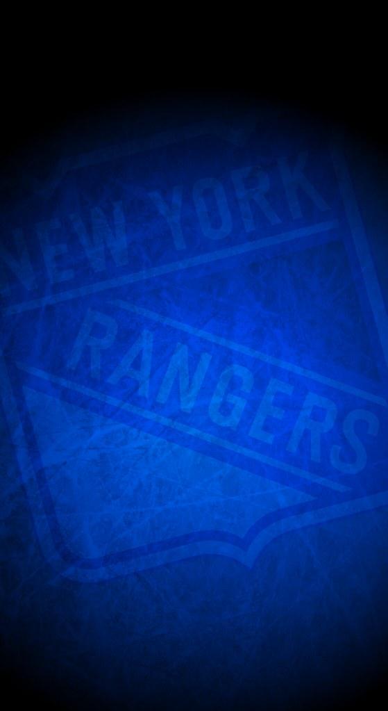 New York Rangers Nhl Iphone X Xs Xr Home Screen Wallpape Flickr