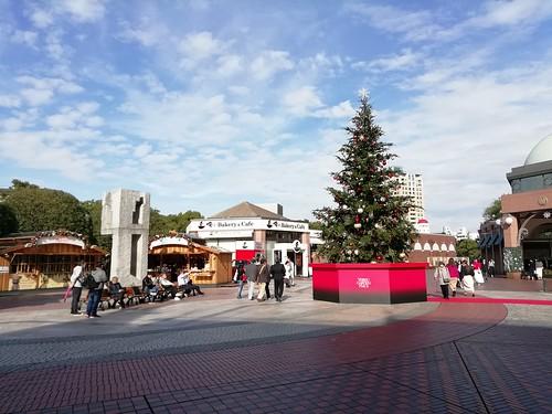 恵比寿ガーデンプレイス : クリスマスツリー