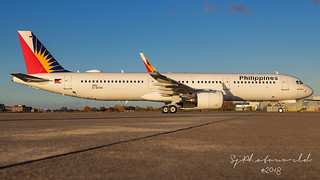 Philippine Airlines Airbus A321-2Neo RP-C9935 | by SjPhotoworld