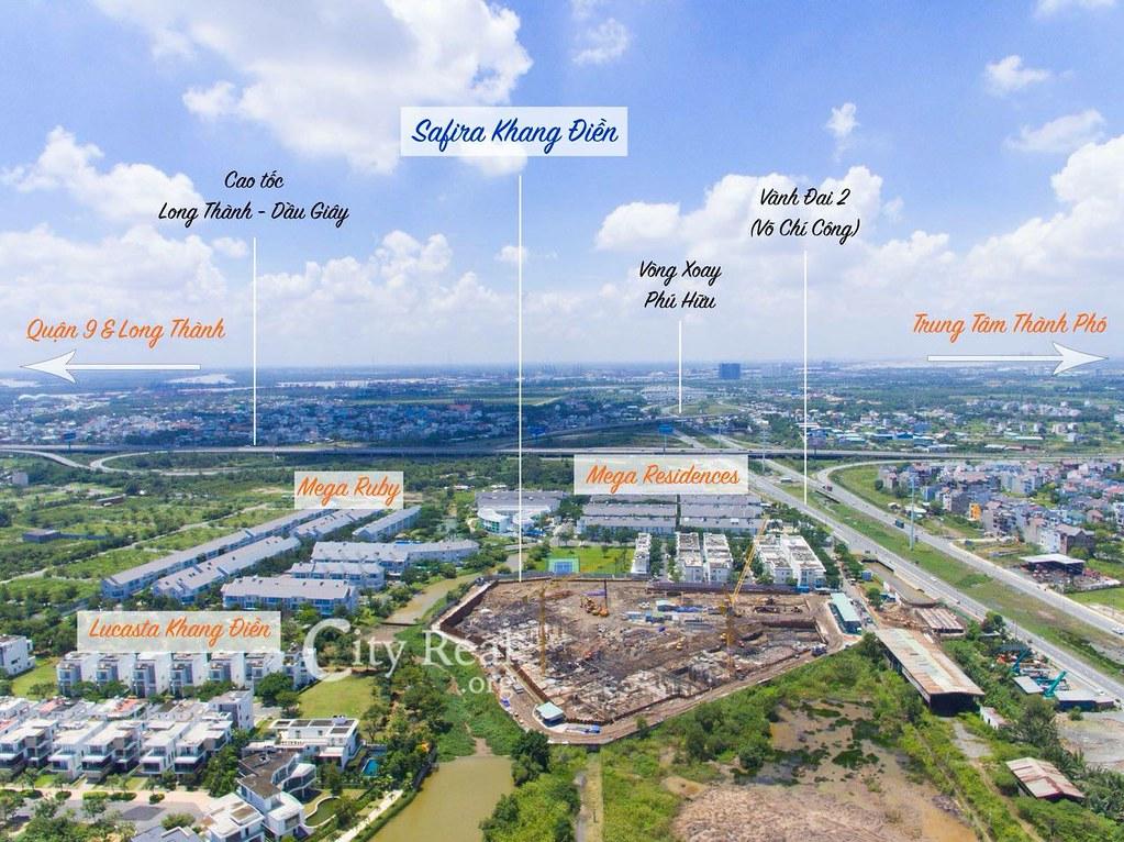 Dự án Safira Khang Điền Quận 9
