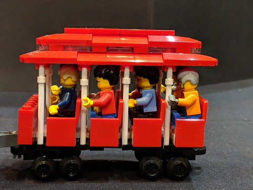 Amusement Park Train (Car 3) | by Bill Ward's Brickpile