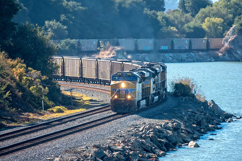 UP 8038 East at Pinole | by lennycarl08