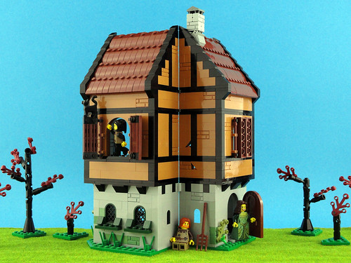 Medieval Home | by Orange Leader