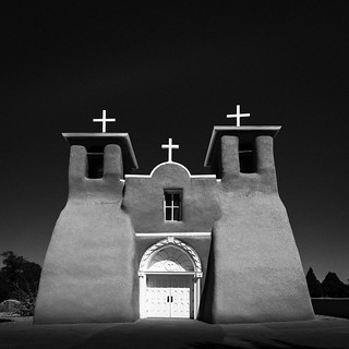 San Francisco de Asis Mission Church No. 1 | by Mabry Campbell