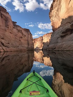 Photo | by Lake Powell Paddleboards