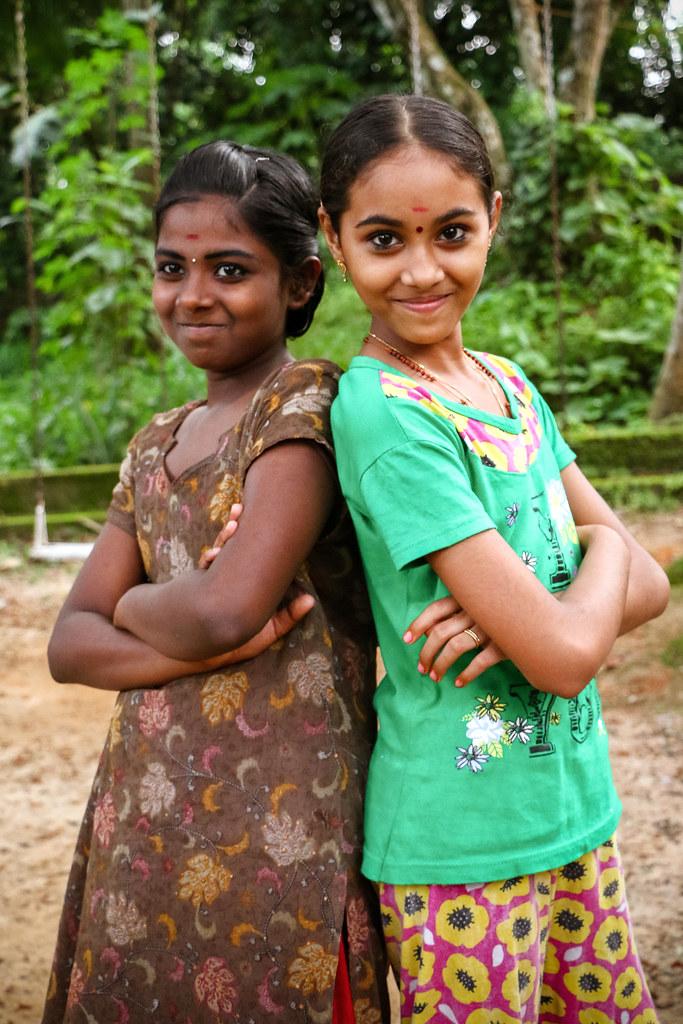 Top Models. Kerala, India, 2018 | Namaste Onore A Te Onlus W ...