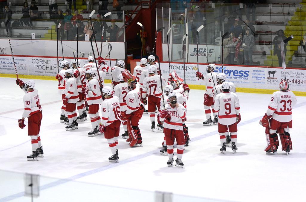 ... Cornell Hockey vs Laurentian  f95118e3413